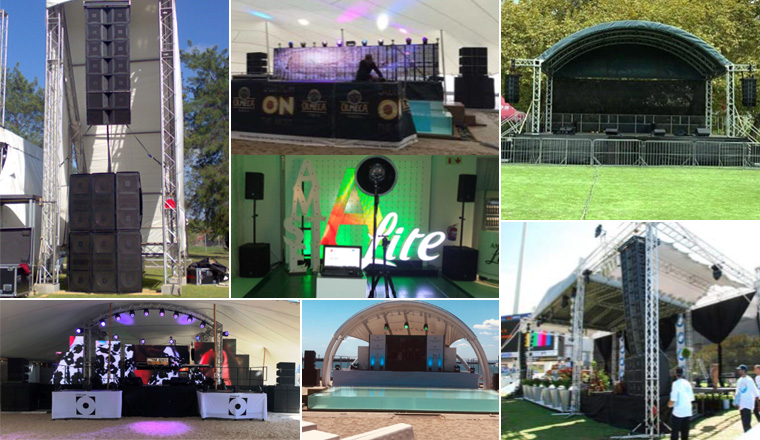 Live Sound Monitor System Corporate Sound Band Gear Indoor Outdoor Sound Dj Gear