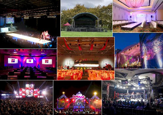 Hire Stage Set Structures Aluminium Stage Indoor Outdoor Stage Fashion Ramps